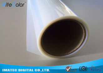 Cina Positive Inkjet Screen Printing Film PET Base Material 143±2 Dmax 1400 DPI pemasok