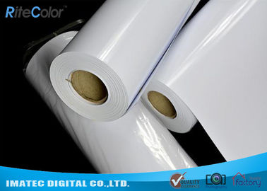 Cina Business Presentation Cast Coated Photo Paper , Water Resistant Inkjet Paper pabrik