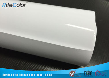 Waterproof 230gsm Glossy Inkjet Latex Media Resin Coated Photo Paper Roll
