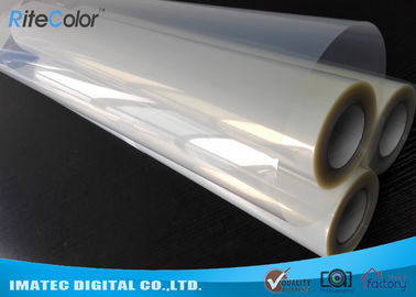 Cina Digital Transparency Imagesetting Film Inkjet Clear Film 100 Micron For Screen Printing pabrik