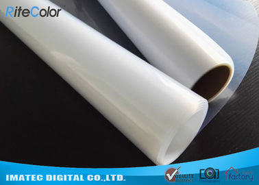 Cina Color Separation Inkjet Screen Printing Film With Single Side Printing Coating pabrik