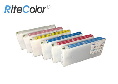 6 Warna 200ml Sublimasi Tinta Printer Cartridge Untuk Fujifilm DX100 Print Plotter