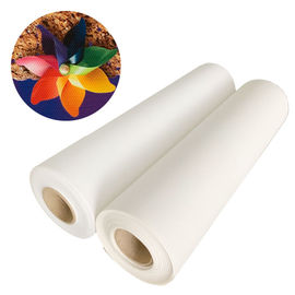 Cina Matte Gloss Printable Inkjet Cotton Canvas Roll Untuk Canon Pro4000 360gsm pabrik