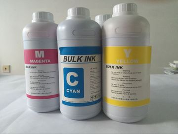 Cina 1L Odorless Mimaki Eco Sol Max 2 Ink Scratch Resistance FOR DX-7 Eco Solvent Printing Distributor